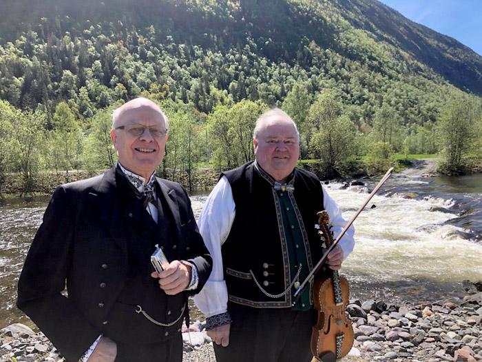 Sigmund Groven and Knut Buen June 2020.